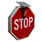 LED signs-stop B2