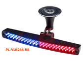 VLB246RB Visor lightbar