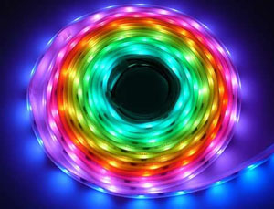 RGB digital LED strip