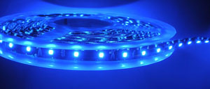 blue LED strip SMD3528