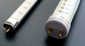 LED T5 and T8 Lamp 8W