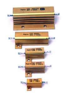 metal power resistors
