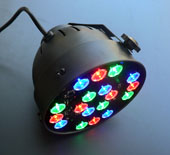 LED Scenic and Party RGB Projector